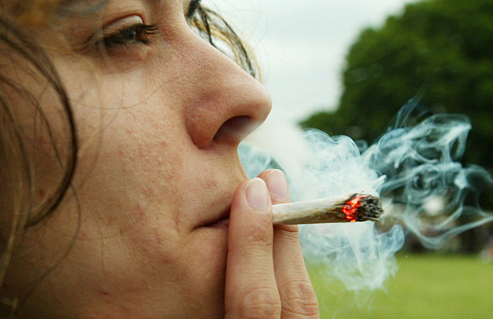 dejar de fumar porros efectos secundarios