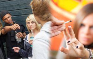 es malo dejar de fumar porros de golpe